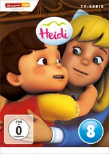 Heidi - DVD 8 Poster