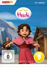 Heidi - DVD 9 Poster
