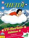 Heidi - TV-Serien Edition 2 (4 DVDs) Poster