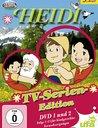 Heidi - TV-Serien-Edition, DVD 1 und 2, Folge 01-13 (2 DVDs) Poster