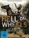 Hell on Wheels - Die komplette dritte Staffel Poster