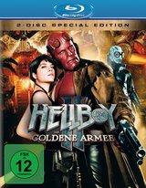 Hellboy II - Die goldene Armee (+ DVD) Poster