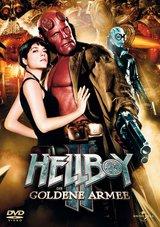 Hellboy II - Die goldene Armee (Einzel-DVD) Poster