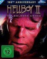 Hellboy II - Die goldene Armee (Steelbook) Poster