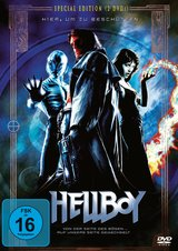 Hellboy (Special Edition, 2 DVDs) Poster