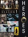 Heroes - Die komplette Season 1 (7 DVDs, Steelbook) Poster