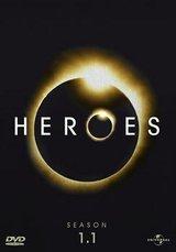 Heroes - Season 1.1 (4 DVDs, Steelbook) Poster