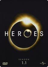 Heroes - Season 1.1 Poster