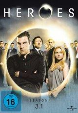Heroes - Season 3.1 (3 DVDs, Steelbook) Poster