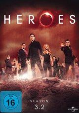 Heroes - Season 3.2 (3 DVDs, Steelbook) Poster