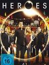Heroes - Season 4.1 (3 Discs, Steelbook) Poster