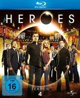 Heroes - Season 4 (4 Discs) Poster