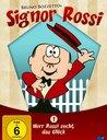 Herr Rossi sucht das Glück, Folge 1 Poster