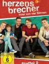 Herzensbrecher - Vater von vier Söhnen, Staffel 2 (3 Discs) Poster