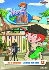 Hexe Lilli 13 - Lilli in Hollywood / Lilli fliegt zum Mond Poster