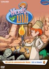 Hexe Lilli 4 - Lilli und die geheimnisvolle Mumie / Lilli in Atlantis Poster