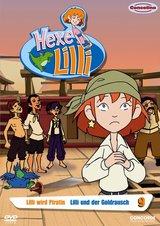 Hexe Lilli 9 - Lilli wird Piratin / Lilli und der Goldrausch Poster