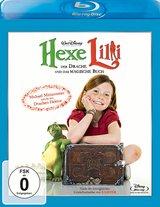 Hexe Lilli - Der Drache und das magische Buch (+ DVD) Poster