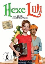 Hexe Lilli - Die Reise nach Mandolan Poster