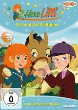 Hexe Lilli - Lilli und das Wildpferd und 3 weitere Abenteuer Poster