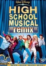 High School Musical - remix (2 DVDs) Poster