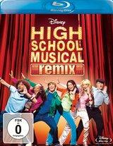 High School Musical - remix Poster