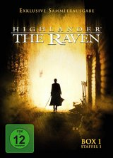 Highlander - The Raven, Box 1 (3 Discs) Poster