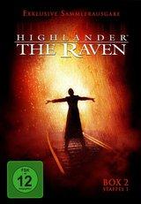Highlander - The Raven, Box 2 (3 Discs) Poster