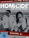 Homicide - Life on the Street, Staffel 2.1 (4 Discs) Poster