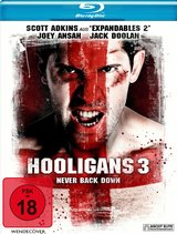 Hooligans 3 - Never Back Down Poster