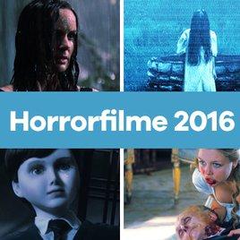 Horrorfilme 2016 - Die Top-Gruselfilme des Jahres in der Übersicht