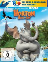 Horton hört ein Hu! (+ Rio Activity Disc) Poster