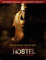 Hostel (Extended Version, Uncut im Steelbook) Poster