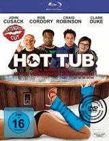 Hot Tub - Der Whirlpool... ist 'ne verdammte Zeitmaschine! (Extended Cut) Poster