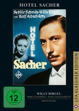 Hotel Sacher Poster