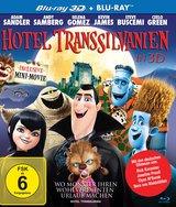 Hotel Transsilvanien (Blu-ray 3D, + Blu-ray 2D, 2 Discs) Poster