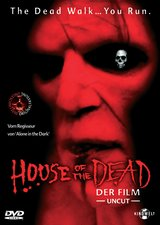House of the Dead (Uncut Version) Poster