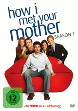 How I Met Your Mother - Season 1 Poster