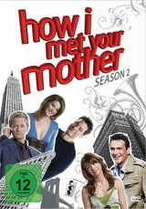 How I Met Your Mother - Season 2 (3 DVDs) Poster