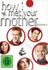 How I Met Your Mother - Season 3 (3 DVDs) Poster