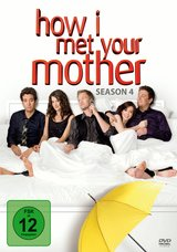 How I Met Your Mother - Season 4 (3 DVDs) Poster