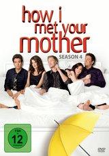 How I Met Your Mother - Season 4 (3 DVDs) Poster