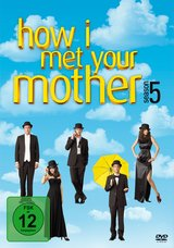 How I Met Your Mother - Season 5 (3 Discs) Poster
