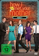 How I Met Your Mother - Season 7 (3 Discs) Poster