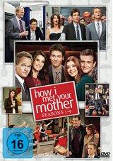 How I Met Your Mother - Seasons 1-9 (27 Discs) Poster