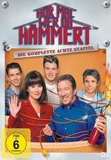 Hör mal, wer da hämmert - Die komplette achte Staffel (4 DVDs) Poster