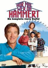 Hör mal, wer da hämmert - Die komplette vierte Staffel (3 DVDs) Poster