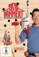 Hör mal, wer da hämmert - Die komplette zweite Staffel (4 DVDs) Poster