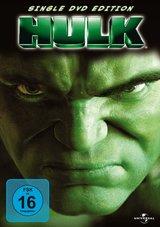 Hulk (Einzel-DVD) Poster