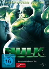 Hulk (Special Edition, 2 DVDs) Poster